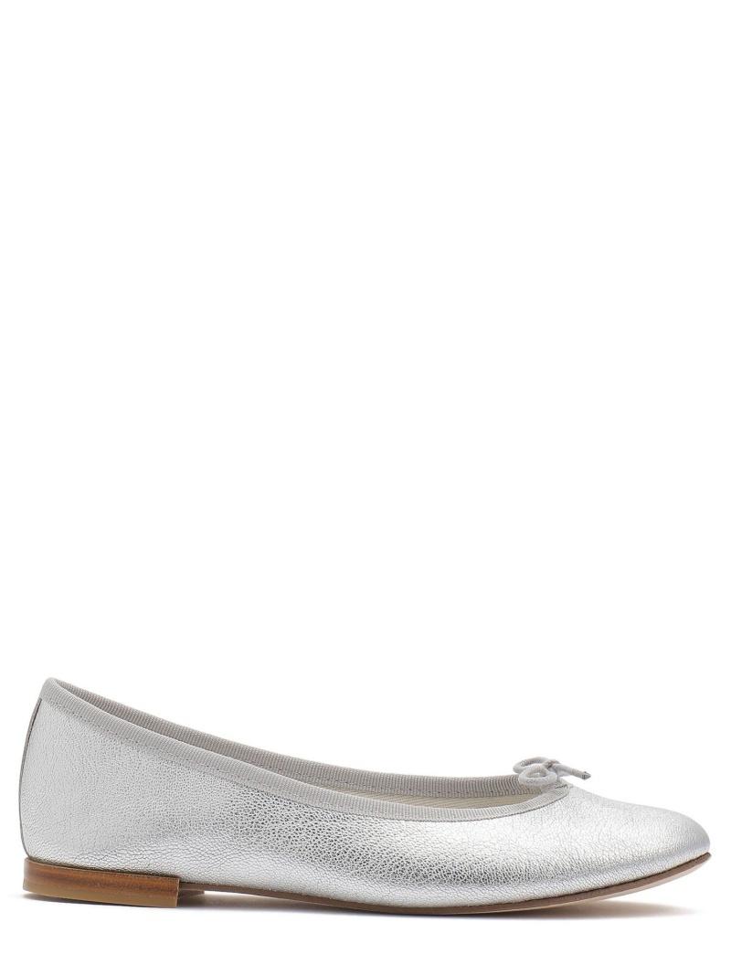 【SALE/35%OFF】Cendrillon Haute Ballerinas Repetto レペット シューズ バレエシューズ シルバー【RBA_E】【送料無料】[Rakuten Fashion]